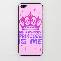 My Favorite Princess iPhone & iPod Skin by LookHUMAN
