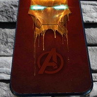 ironman the avengers Painting for iPhone 4/4s, iPhone 5/5S/5C/6, Samsung S3/S4/S5 Unique Case *76*