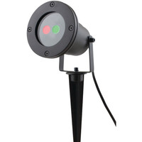 NIGHT STARS LL01-RG-R Landscape Lights (Green & Red, With Remote)