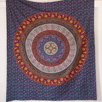 Plum & Bow Medallion Tapestry | Urban Outfitters