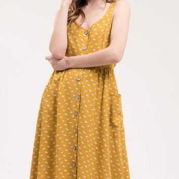 Simple Sweetness Midi Dress