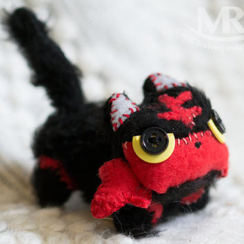 Litten - Pokemon Starter Plush - NEW generation starter!
