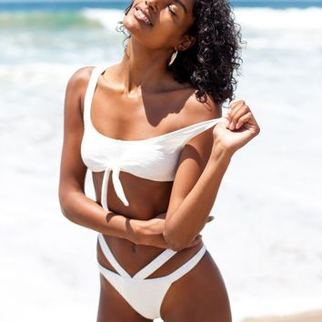 TWIIN Shady Strappy Bikini Bottom at PacSun.com