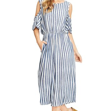 Sailor Stripes Jumpsuit