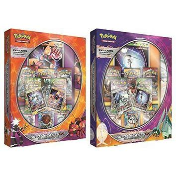 Pokemon Ultra Beast GX Collectible Cards - One Random Box