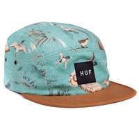 HUF - DUCK DUCK VOLLEY // AQUA / CARAMEL