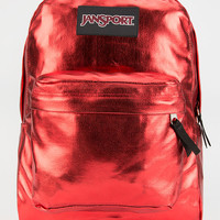 Jansport Super Fx Backpack Red One Size For Women 26862430001