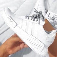Adidas Trending Fashion Casual Running Sports Shoes White G