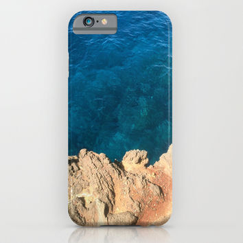 On the Edge iPhone & iPod Case by Kelli Schneider