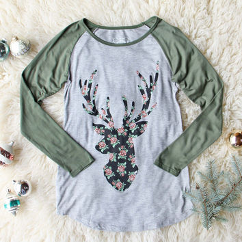 Rose Forest Tee