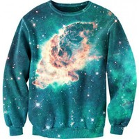 GALAXY HIPSTER SWEATER