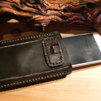 iPhone6  Leather Case, iphone 6 leather sleeve, Rustic style, Iphone5