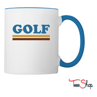 golf Coffee & Tea Mug