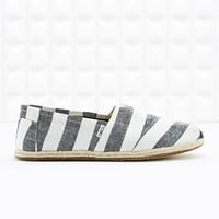 Toms Classic Canvas Slip-On Shoes in Stripe - Urban Outfitters