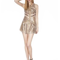 Party all night sequin dress