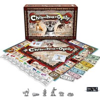 Chihuahua-opoly Board Game (Free Shipping)