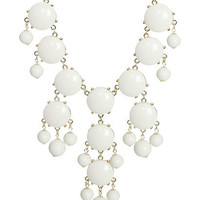 Long Statement Bib Necklace | Shop Accessories at Wet Seal