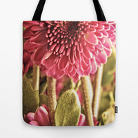 Flower Forest Tote Bag by DuckyB (Brandi)