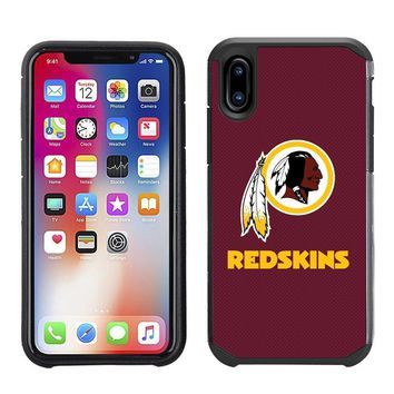 Game Day iPhone Case for Apple iPhone X 10  NFL Licensed cases Textured Solid Color