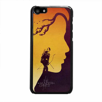 the hunger games art iphone 5c 4 4s 5 5s 6 6s plus cases