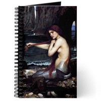 A Mermaid Journal on CafePress.com