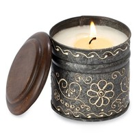 Himalayan Trading Post 'Grapefruit Pine' Tin Candle,