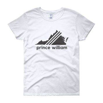 "Prince William County, Virginia ""Vintage"" - Women's T-shirt"