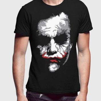 Heath Joker Half Sleeves T-shirt