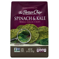 The Better Chip Spinach And Kale Whole Grain Chips (27x1.5 Oz)