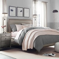Dotted Voile Duvet Cover