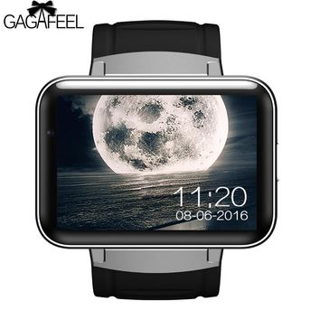 Luxury Smart Watch for IOS Android Phone SIM Card WIFI Smartwatch GPS Nagivation Smart Watches