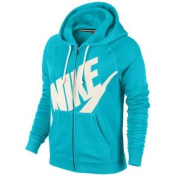 Nike Rally Signal Full Zip Hoodie - Women's at Lady Foot Locker