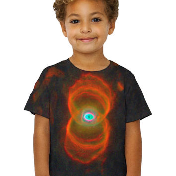 Kids Space Galaxy Hourglass Nebula
