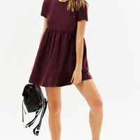 Knit Babydoll Dress | PacSun