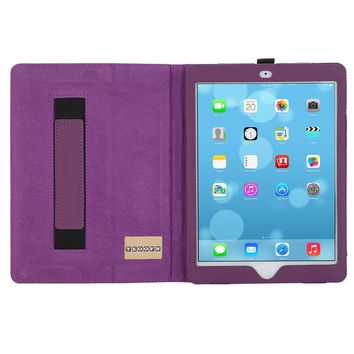 Soft Leather Cover for iPad Air 1