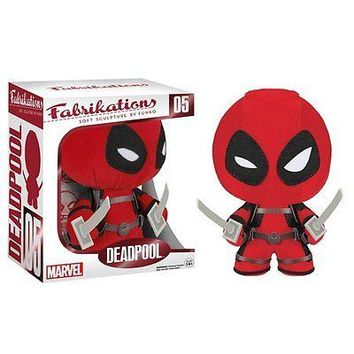 Funko Fabrikations: Deadpool Plush Figure
