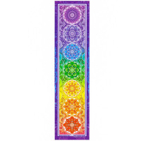Chakra Prana Bumper Sticker on Sale for $2.50 at The Hippie Shop