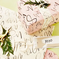 Free People Wilde House Wrapping Box