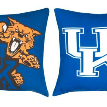 Throw Pillow - Kentucky State Wildcats