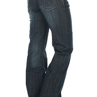 Stetson Women's Dark Wash City Trouser Jean
