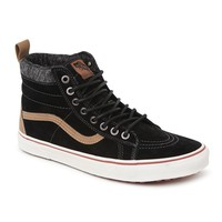 Vans SK8 Hi MTE Shoes - Mens Shoes - Black