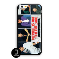 New Kids On The Block iPhone 6 Case
