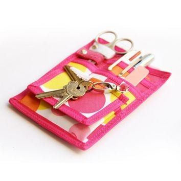 6 Piece Protective Lab Coat Pocket Organizer Kit - Available in 6 Colors/Patterns