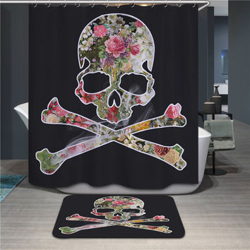 shop tattoo shower curtain on wanelo. Black Bedroom Furniture Sets. Home Design Ideas