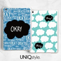 The Fault in Our Stars - John Green tablet case for iPad mini, new iPad mini 2 retina, Google nexus 7, nexus 7 2 2013 - TFIOS case - L74