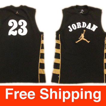 Vintage Jersey, Chicago Bulls, Basketball Jersey, Mens Small, Basketball, NBA, Michael Jordan