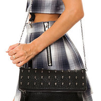 Urban Expressions Clutch Jam in Black