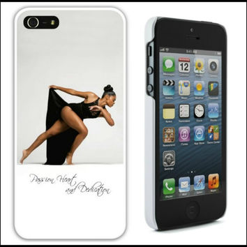 Passion Heart and Dedication Phone Case