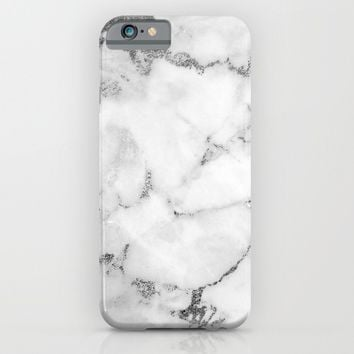 Marble iPhone & iPod Case by Lostfog Co↟
