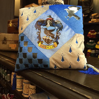 Universal Studios Wizarding World of Harry Potter Ravenclaw Pillow New with Tags
